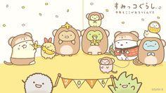 Sumikko Gurashi - year of the monkey                                                                                                                                                                                 More
