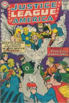 The Truth about 1962: It wasn't Superman nor the Atom that...