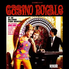 The Hollywood Studio Orchestra - Casino Royale