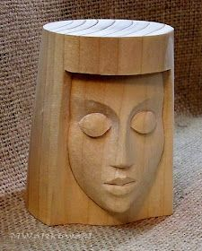 Woman Face, Wood Carving, Table, Furniture, Home Decor, Faces, Polish, Tools For Working Wood, Wooden Crafts
