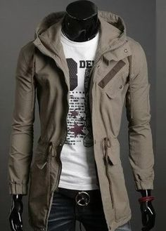 Men's Slim casual jacket