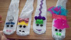 Ditt and Dott: Raising Twins: Sock Puppets