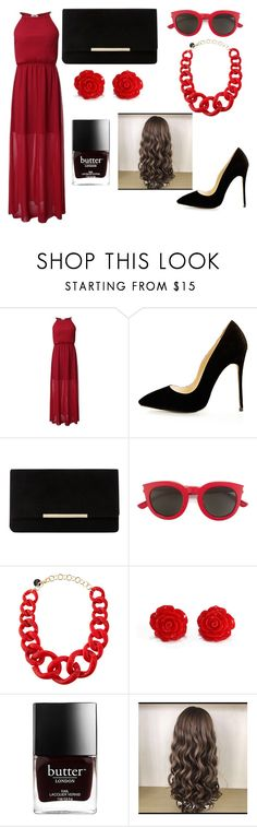 """Untitled #58"" by bosniamode ❤ liked on Polyvore featuring Dune, Yves Saint Laurent and Alisha.D"