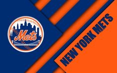 Discount New York Mets Match Tickets are Available on Bbtix. New York Mets Baseball, Ny Mets, Lets Go Mets, Logo Azul, Cleveland, Sports Wallpapers, Material Design, Orange, Baseball Promposals