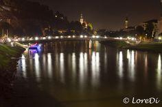 A bridge in Salzburg...
