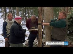 Fat Guys in the Woods - Season 2: Bow Drill Blues
