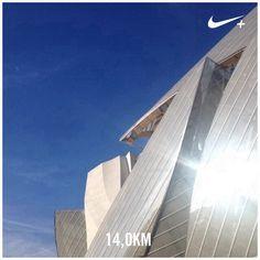 Frank Gehry   Fondation Louis Vuitton   Paris   Nike Plus