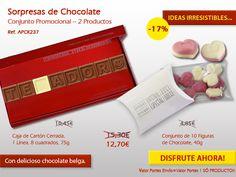 ¿Y un Corazon de Chocolate? ¡Deliciosos corazones de chocolate hechos con el mejor chocolate Belga! http://www.mysweets4u.com/es/?o=2,5,44,45,0,0