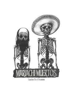 Mariachi muertos