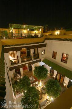 Riad Karmela - Marrakesh, Morocco