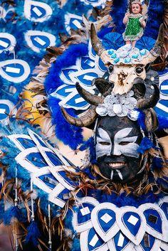 Ati-atihan Festival Participant, Kalibo, Aklan, Philippines Les Philippines, Philippines Travel, Jose Rizal, Thai Islands, Filipino Culture, Festival Celebration, Cool Costumes, Phuket, Asian Art
