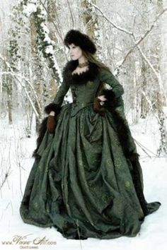 Sometimes I honestly think I was born in the wrong time period. I wish I had an occasion to wear this!