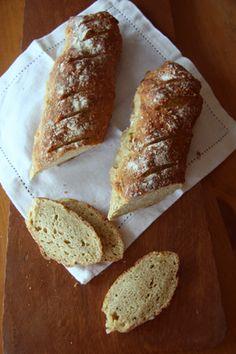 Recipe: Gluten Free Baguettes