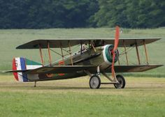 SPAD XIII Scale Reproduction