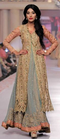 Latest Asian Bridal Gowns Designs 2016-2017 Collection | StylesGap.com