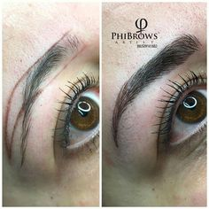 How To Do Eyebrows Makeup - Beauty Types Of Eyebrows, How To Do Eyebrows, Perfect Eyebrows, Long Eyebrows, Eyebrow Pencil, Eyebrow Makeup, Eyebrow Tips, Permanent Eyebrows, Permanent Makeup