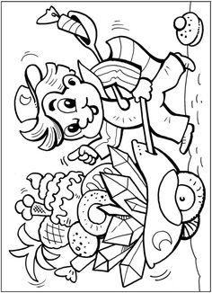 картинки-раскраски Незнайка на луне, тележка с фруктами, скачай и распечатай, Раскраски для малышей и школьников всегда бесплатно, скачать и распечатать - МАМА ПАПА - Развивающий материал для ваших деток / Раскраски / Кроссворды / Мультфильмы / Сказки / Стихи / Загадки / Диафильмы / Детское