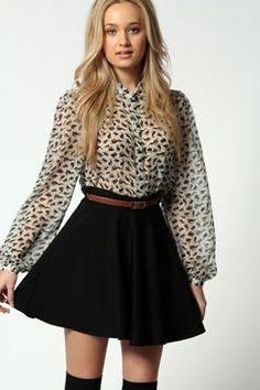 Marcella Skater Skirt