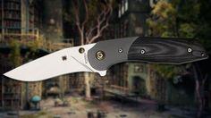 Spyderco Hanan C227GP  новый складной нож разработанный Брэдом Сауфордом