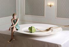 Shona Heath for Vogue UK. Photo via CLM by re-Design, via Flickr