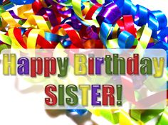 Happy Birtyhday Sister | The Life of Mrs. Miles: Happy Birthday Little Sister!