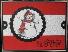 Christmas - Snowman Joy