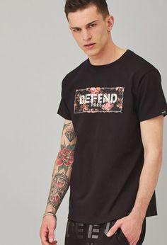 Defend Paris Floral Logo Tee | 21 MEN - 2000155223