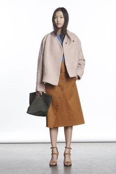 See the complete Rachel Comey Fall 2015 Ready-to-Wear collection.