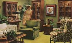 Vintage Ethan Allen Furniture Bing Images 1960s Decor Early American 1950s House