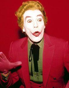 Ceaser romaro as the joker
