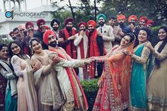 Wedding Fun, Friends & Family, Indian Wedding, Outdoor Wedding, Groom, Bride, Priceless Moments, Brides Made, Wedding Fun, Punjabi Weddings, Indian Weddings, Wedding Photography.