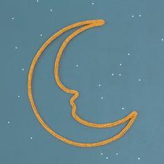 Lune en laine sur le petit florilege.com