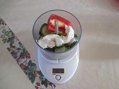 bellezze a dieta: Tagliatelle di Shirataki di Konjac con crema di zucchine e ricotta