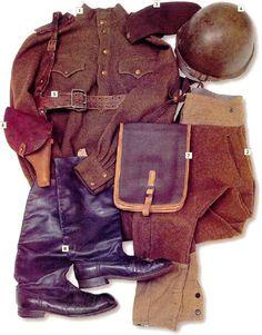 Soviet Infantry Officer