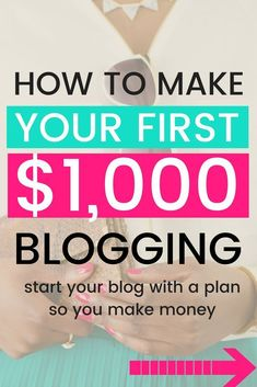 If you've been looking into Internet Marketing or making money online for any amount of time. Make Money Blogging, Make Money Online, How To Make Money, Blogging Ideas, Tumblr, Blog Writing, Management Tips, Blogging For Beginners, Blog Tips
