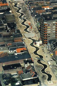 Cascade Hoogeveen | Karin Daan - Environmental Design