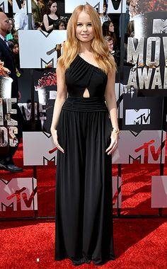 Debby Ryan @ 2014 MTV Movie Awards!