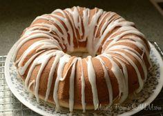 Easy Lemon Poppy Seed Cake #Recipe