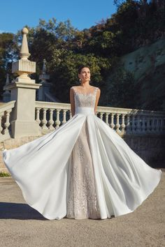 Ricca Sposa 2018 Hola Barcelona Collection MARGO