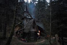 aaron's dream home :)