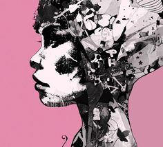 Illustrations mode et street-style par Giulio Iurissevich | Partfaliaz