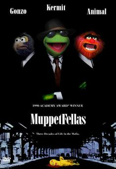 'GOODFELLAS' FILM SPOOF!
