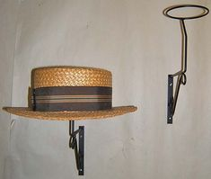 wall mounted coat rack - Hat Rack Ideas – LOUISE LEMANS