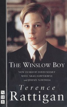 the winslow boy by terrance rattigan essay