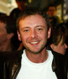 John Simm, most handsome British man. <3