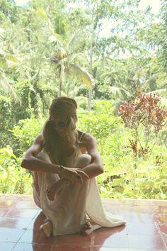 Amy Soderlind In Bali http://blog.freepeople.com/2013/02/travel-inspiration-amy-soderlind-bali/