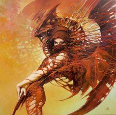 karol bak art | In focus: Artist Karol Bak | From up North