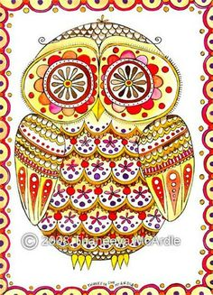 Рисунки для росписи контурами! | Фотографии Murzilka 1019 - | 78271 фото