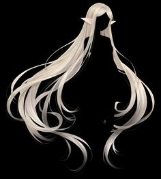 Manga Hair, Anime Hair, Hair Reference, Art Reference Poses, Long To Short Hair, Long Hair Styles, Drawing Hair Tutorial, Pelo Anime, Cute Tiny Tattoos