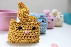 15 Bunny Crochet Patterns for Easter